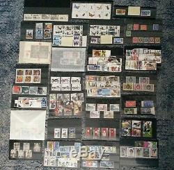 GB QEII Huge Collection Well Over 1000 Stamps V Fine Unmounted Mint/MNH High CV