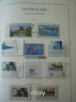 Germany 1998-2003 Superb (margin) Unmounted Mint Collection In Luxury Album +m/s