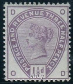 Sg 188 1½d Lilac. A superb unmounted mint example
