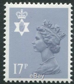 Sg NI43Ea 17p Type II. A superb unmounted mint example V78331